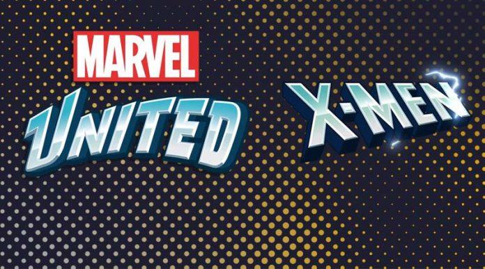 Logo Marvel United: X-Men