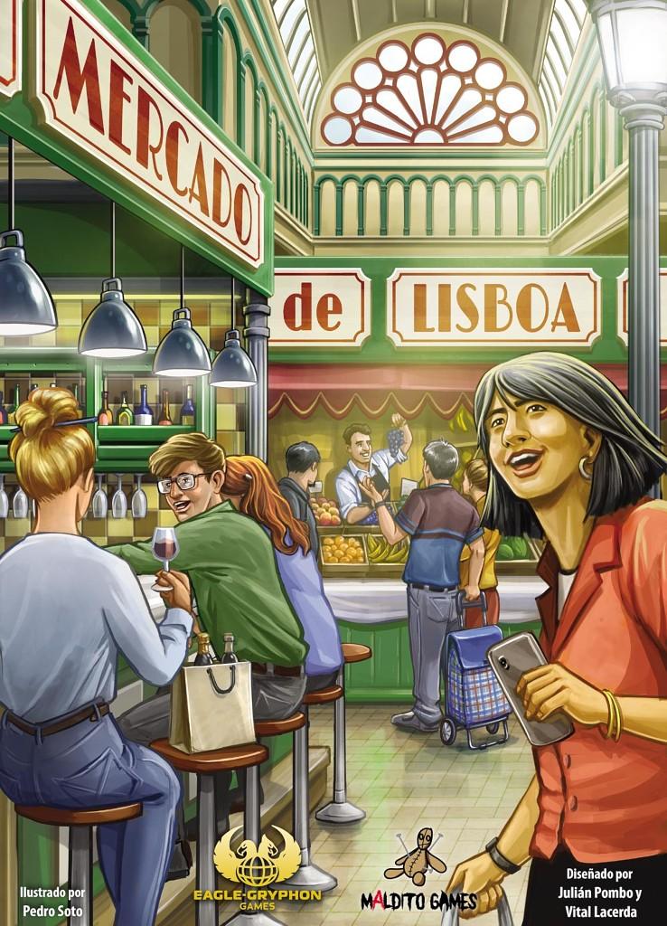 Mercado de Lisboa de Maldito Games