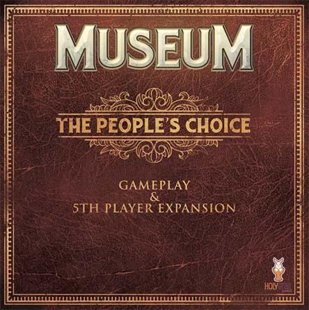 Portada de la expansión de Museum: el premio del público