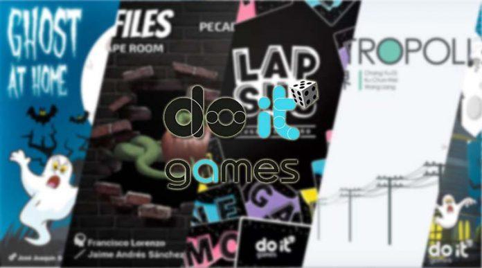 Las novedades de Do It Games para abril 2021
