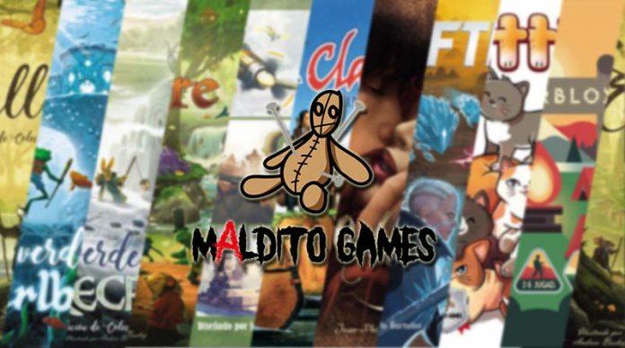 Novedades de Maldito Games para marzo de 2021