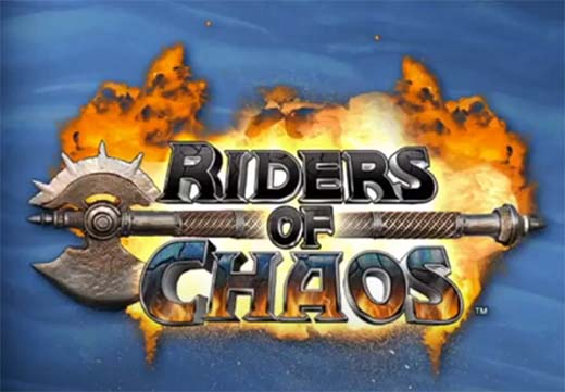 Logotipo de Riders of Chaos