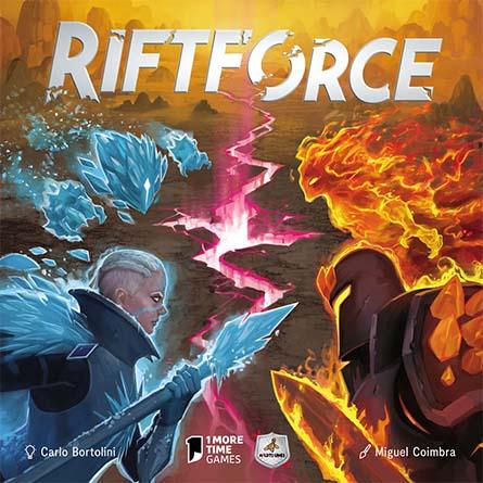 Portada de Riftforce