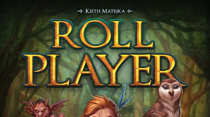 Logotipo de Roll Player Diablillos y familiares