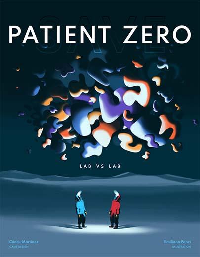 Portada de Save Patient Zero