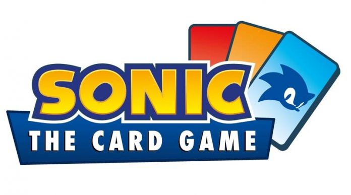 Logotipo de Sonic the card game