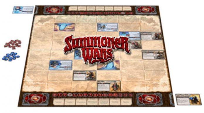 Partida a summoner wars segunda edición