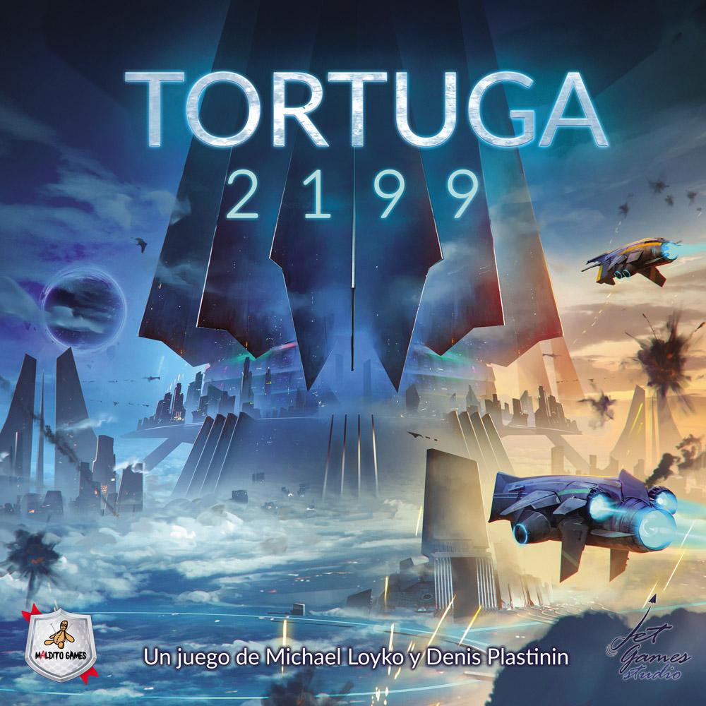 Juego Tortuga 2199 de Maldito Games