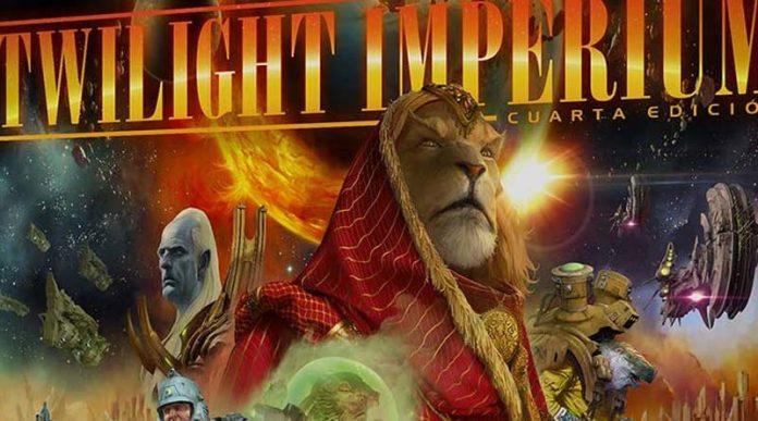 Juego Twilight Imperium