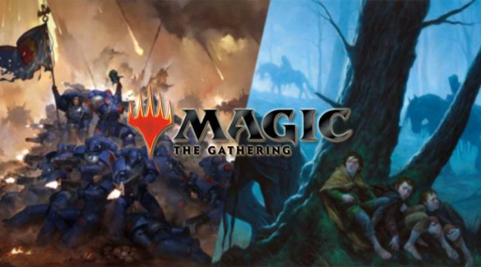 Universes Beyond, nuevos universos para Magic The Gathering