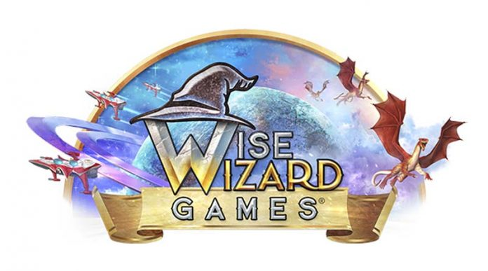 Wise Wizard Games Logo