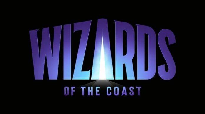 Nuevo logotipo de Wizards of the coast