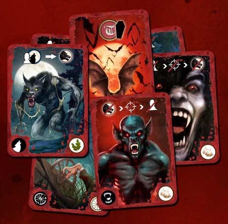 Cartas de Dracula Walpurgis Night