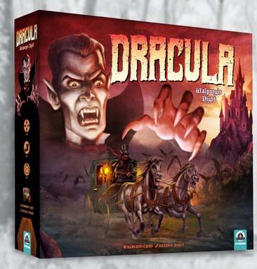 Portada de Dracula Walpurgis Night
