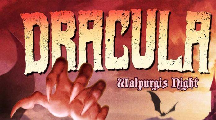Logotipo de Dracula Walpurgis Night