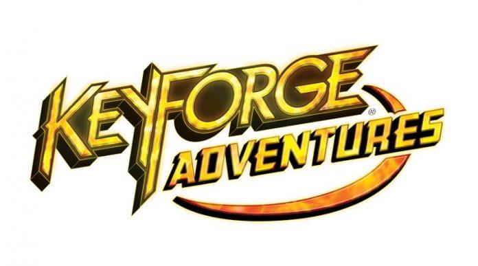 Logotipo de Keyforge: Adventures