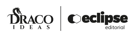 Logotipo de Draco Ideas y Eclipse Editorial