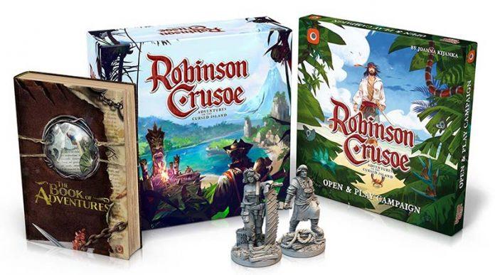 Robinson Crusoe Collector's edition