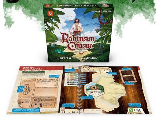 Tutorial de Robinson Crusoe Collector's edition