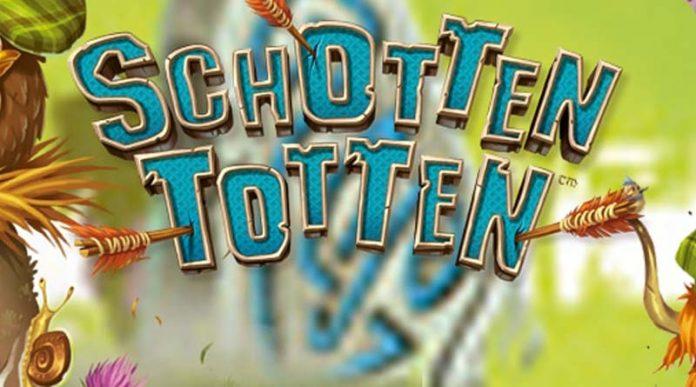 Logotipo de Schotten Totten!