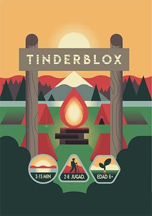 Portada de Tinderblox