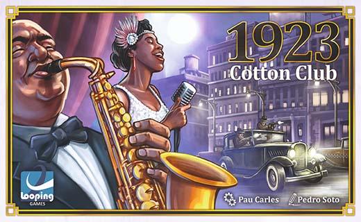 Portada de 1923 Cotton Club