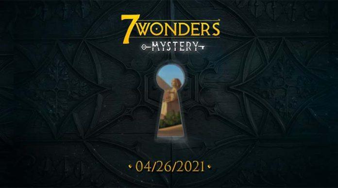 Anuncio de 7 wonders mystery