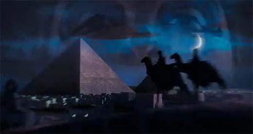 Escena del trailer de 7 wonders Mystery