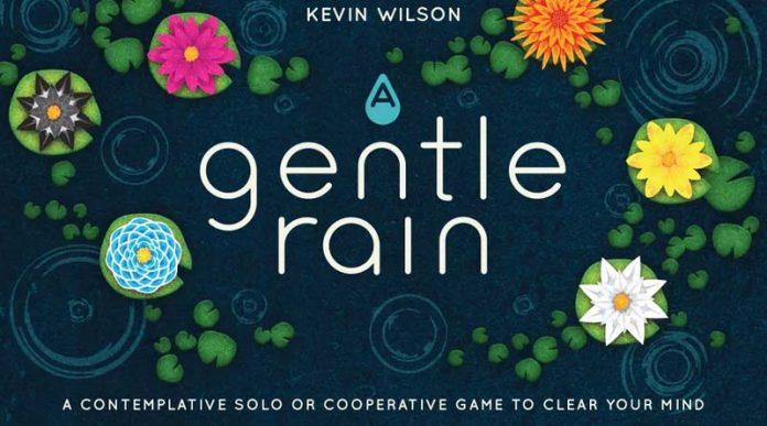 Portada de A Gentle Rain