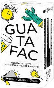 Caja del juego Guatafac