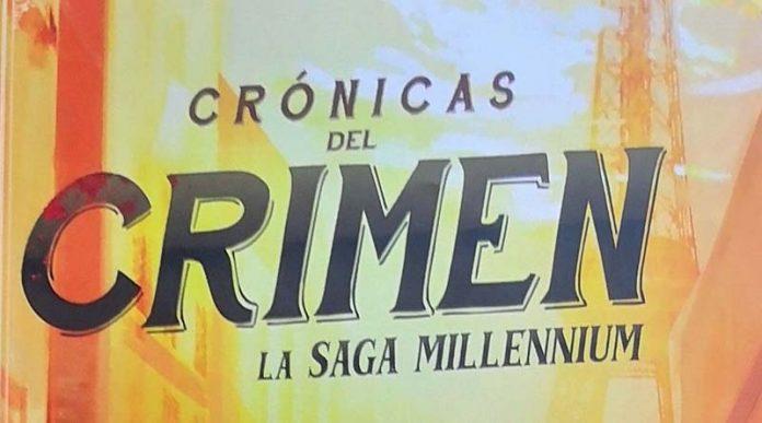 Logotipo de Chronicles of Crime 1900
