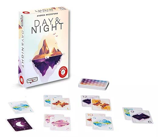 Componentes de Day and Night