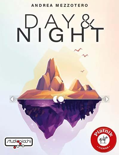 Portada de Night and Day