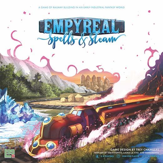 Portada de Empyreal: Spells & Steam