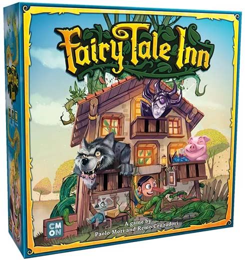 Portada de Fairy Tale Inn
