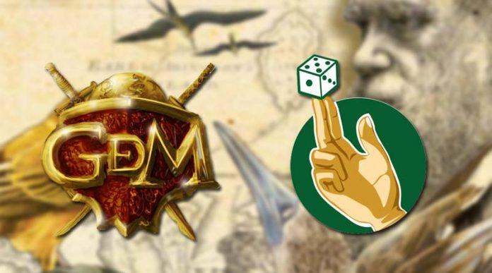 Logotipos de GDM y Mont Taber
