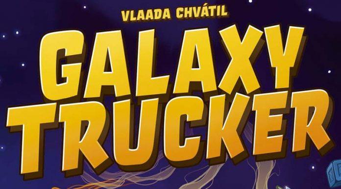 Logotipo de Galaxy Trucker 2021