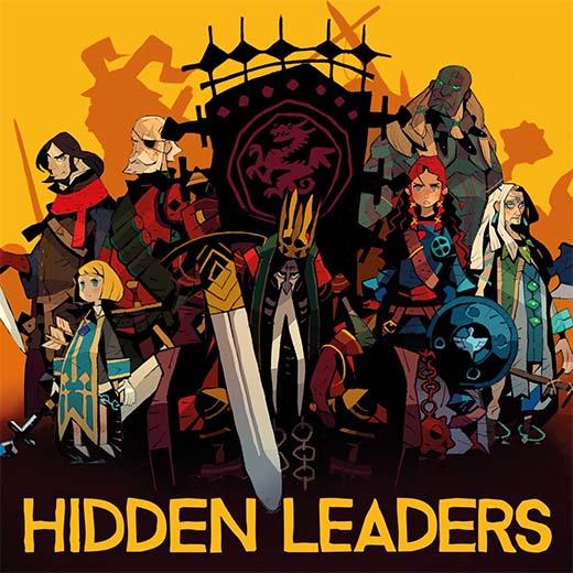 Portada de Hidden Leaders