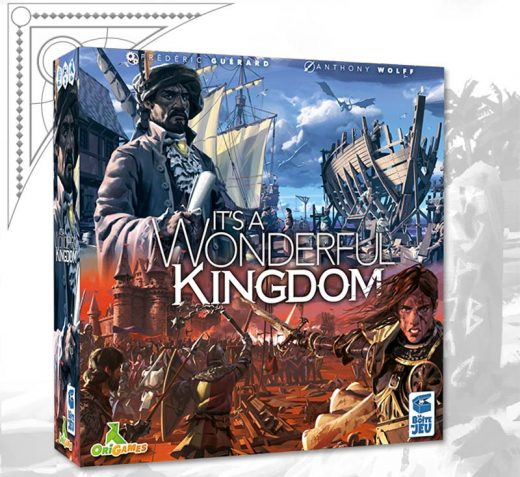 Caja del juego It's a Wonderful Kingdom