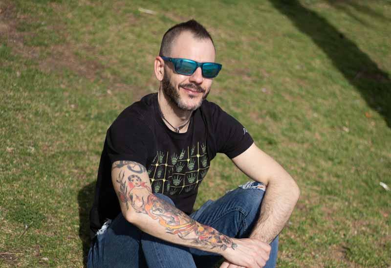 José Antonio Gómez Garrido director editorial de MasQueOca