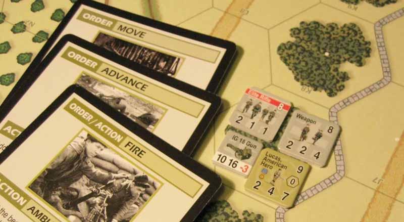 Wargame Combat Commander