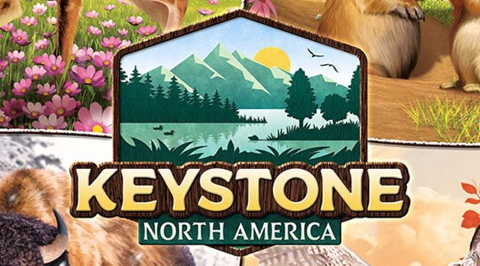 Logotipo de Keystone North American