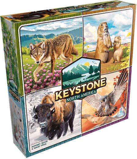 portada de Keystone North American