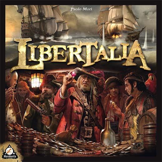Portada de Libertalia