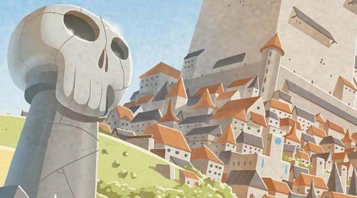Libro juego Piratas 2 La Ciudad de las Calaveras