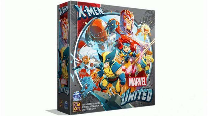 Portada de Marvel United: X-Men