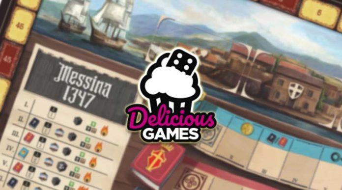detalle del tablero del jugador de Messina 1347