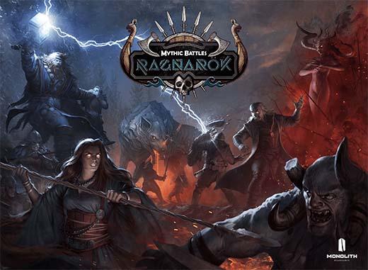 Portada de Mythic Battles: Ragnarök