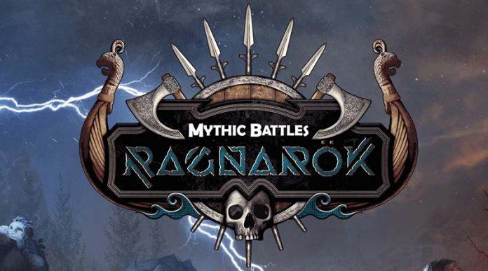 Logotipo de Mythic Battles: Ragnarök