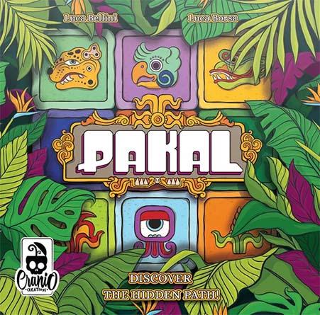 Portada de Pakal
